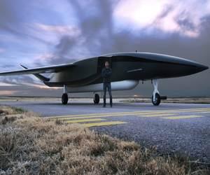 Ravn X .. طائرة مسيرة لإطلاق الأقمار الصناعية