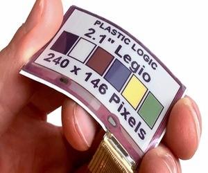 شاشات ePaper الملونة المرنة قد تحدد مستقبل الموضة