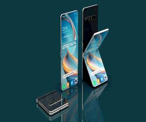Oppo تسجل براءة إختراع لهاتف بتصميم يحاكي GALAXY Z FLIP