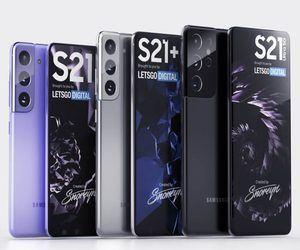 تصاميم جديدة لسلسلة هواتف #GalaxyS21  ????  موقع Let...