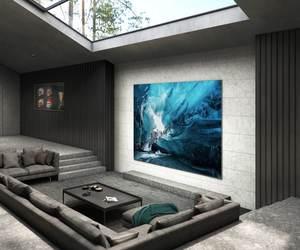 تلفاز MicroLED بقياس 110 إنشات من سامسونج