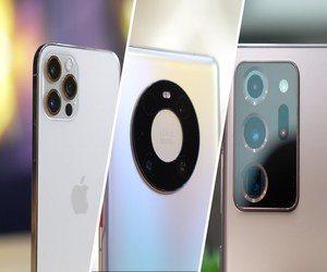 تحدي كاميرات مابين Huawei Mate 40 ضد iPhone 12 Pro ض...