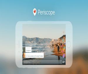 تويتر قد يقوم بإغلاق تطبيق البث المباشر Periscope.. ...