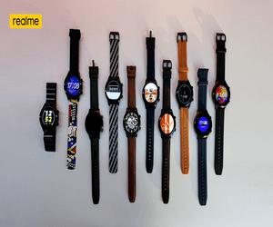 إعلان تشويقي جديد من Realme يوضح تصميم ساعة Watch S ...