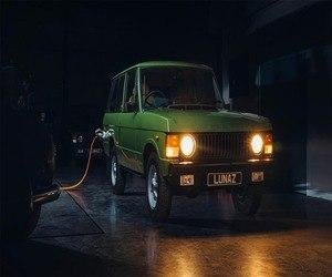 Lunaz تحول Range Rover الكلاسيكية إلى كهربائية