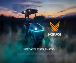 Monarch تكشف عن جرارها الكهربائي الذكي الجديد