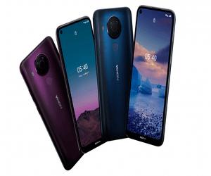 الإعلان الرسمي عن هاتف Nokia 5.4 برقاقة معالج Snapdr...