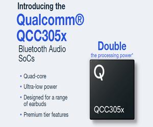 كوالكوم تعلن عن سلسلة شرائح QCC305x التي تدعم الجيل ...