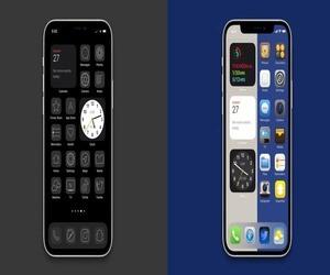 iOS 14.3 يتيح لك إنشاء مظهرًا فريدًا لشاشة هاتف آيفو...