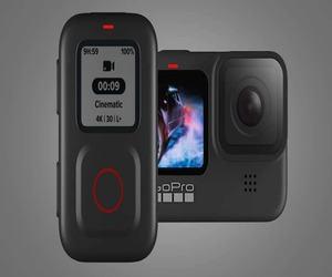 GoPro Remote .. جهاز التحكم عن بعد اللاسلكي