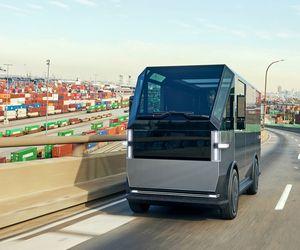 Canoo تكشف عن شاحنة التوصيل الكهربائية الجديدة