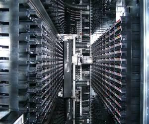 IBM و Fujifilm تطوران شريطًا مغناطيسي...
