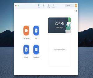 تطبيق Zoom سيقوم بإطلاق الدعم الأصلي لأجهزة Apple Si...