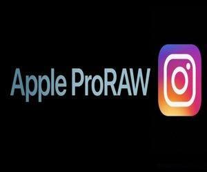 تطبيق Instagram على iPhone يدعم الآن صور ProRAW مع ب...