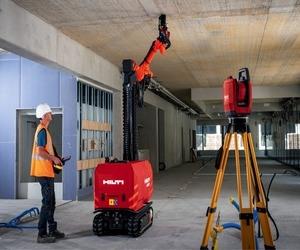 الروبوتات تدخل أعمال البناء في الإمارات