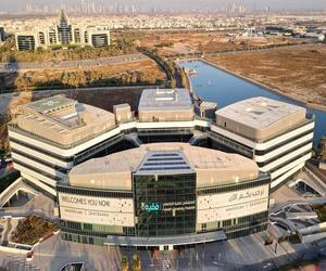 دبي تكشف عن مستشفى فقيه الجامعي الذكي