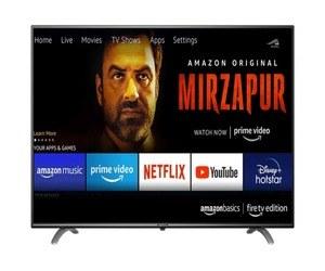 تلفاز أمازون الأول متاح حاليًا في الهند فقط