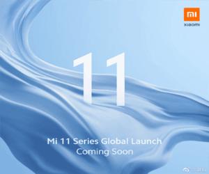 شاومي تستعد لإطلاق هواتف MI 11 وMI 11 PRO في الأسواق...