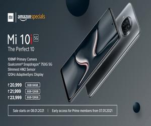 شاومي تكشف عن Mi 10i بمعالج Snapdragon 750G ومستشعر ...