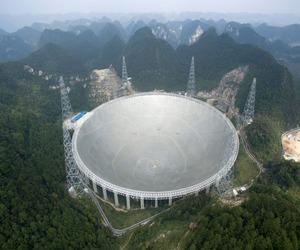 الصين تتيح تلسكوب Sky Eye للمجتمع العلمي العالمي
