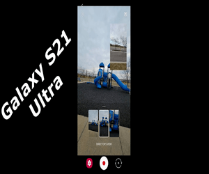 مقطع فيديو يستعرض مميزات تحديث One UI 3.1 في هاتف Ga...