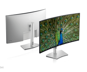 Dell تكشف عن أول إصداراتها من الشاشات المنحنية فائقة...