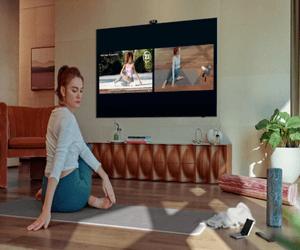 سامسونج تقدم أجهزة التلفاز الجديدة بميزة تعقب المستخ...