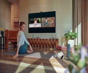 تلفزيونات سامسونج تتضمن ميزة المدرب الذكي