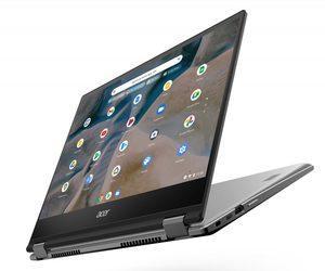 آيسر تكشف عن Chromebook Spin 514 مع معالجات Ryzen لأ...