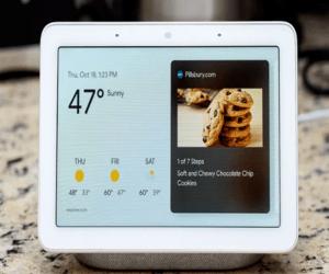 جهاز Nest Hub التالي من جوجل سيأتي برادار لتتبع النو...