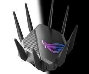 ASUS تكشف عن أول جهاز راوتر بتقنية WiFi 6E في العالم...