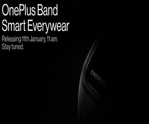 وان بلس تستعد لإطلاق سوارة OnePlus Band في 11 من ينا...