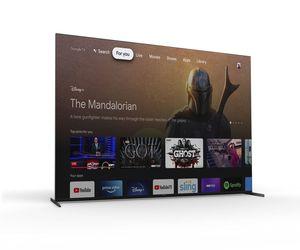 تلفزيونات سوني تشغل Google TV وتتبنى HDMI 2.1