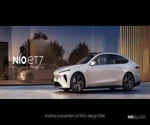Nio تكشف عن سيارة ET7 السيدان الجديدة