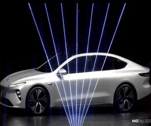 Nio تكشف عن سيارة ET7 الكهربائية الفاخرة التي تنافس ...