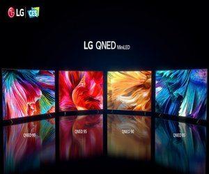 شركة LG تعلن عن سلسلة تلفزيونات QNED الجديدة ، و تقو...
