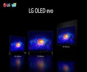شركة LG تعلن عن سلسلة تلفزيونات OLED الجديدة للعام 2...