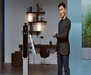 الكشف عن روبوت جديد من سامسونج للأعمال المنزلية في م...