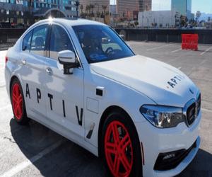 Aptiv تقدم مميزات السيارات الفاخرة في تقنية الشركة ا...