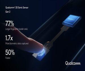 كوالكوم تطلق حساس بصمة تحت الشاشة أكبر وأسرع من السابق