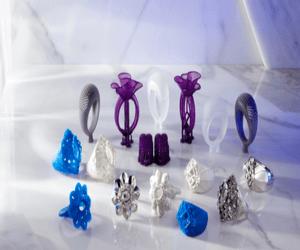 Formlabs تطور Castable Wax 40 لطباعة المجوهرات ثلاثي...