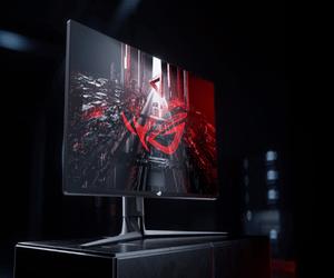 ASUS تكشف عن شاشة بحجم 32 إنش تدعم دقة 4K بمعدل 120H...