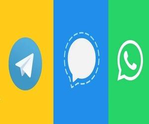 هل تطبيق Signal لديه سياسات خصوصية أفضل من واتساب وت...