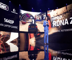 AMD تؤكد على دفع كروت الشاشة بمعمارية RDNA 2 قبل شهر...