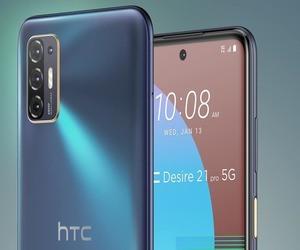 إتش تي سي تعلن عن HTC Desire 21 Pro