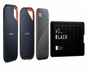 Western Digital تكشف عن ذاكرة SSD محمولة بسعة تصل إل...