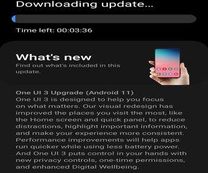 تحديث One UI 3 (Andriod11) متوفر الآن لهواتف #Galaxy...