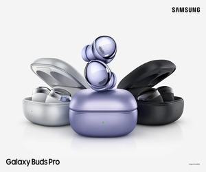 سامسونج ترد على آبل من خلال Galaxy Buds Pro