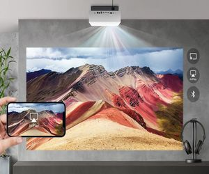 LG CineBeam .. جهاز عرض ليزري بدقة 4K من إل جي