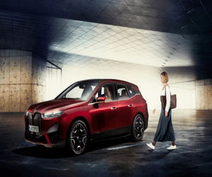 BMW تكشف عن ترقية جديدة لمفتاح السيارات الرقمي